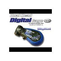 パナレーサー(Panaracer) デュアルヘッド・デジタルゲージ